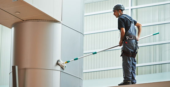 No job is too big, small, or out of reach for Las Vegas Building Maintenance.